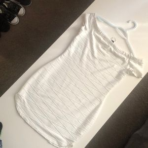 Windsor White mini dress